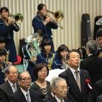 中央高校同窓会50周年記念:記念式典の様子