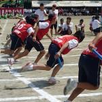 中央高校同窓会50周年記念:記念体育祭